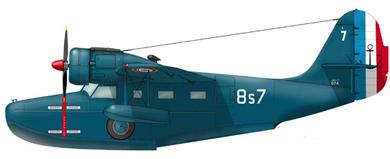 Profil couleur du Grumman JRF/OA-9 Goose