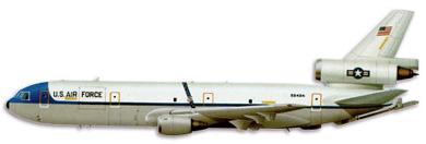 Profil couleur du Douglas KC-10 Extender