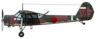 Profil couleur du Kokusai Ki-76 «Stella»