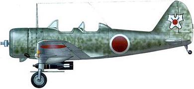 Profil couleur du Mansyu Ki-79