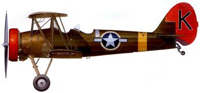 Profil couleur du Tachikawa Ki-9 'Spruce'