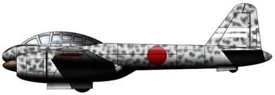 Profil couleur du Rikugun Ki-93