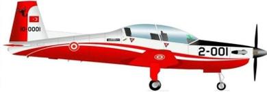 Profil couleur du KAI KT-1/KA-1 Woongbee