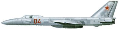 Profil couleur du Lavotchkin La-250 Anaconda