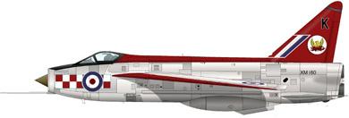 Profil couleur du BAC  Lightning
