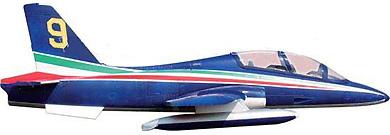 Profil couleur du Aermacchi MB-339