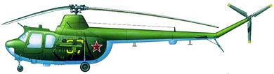 Profil couleur du Mil Mi-1  'Hare'