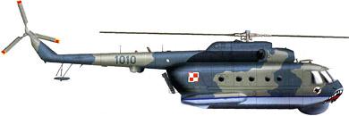 Profil couleur du Mil Mi-14  'Haze'
