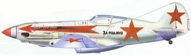 Profil couleur du Mikoyan-Gurevich MiG-1/3