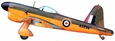 Profil couleur du Miles M.20