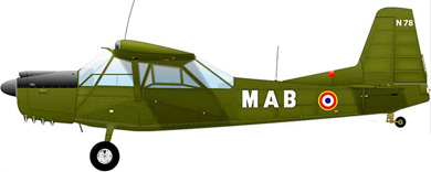 Profil couleur du Nord N.3400 Norbarbe