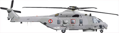Profil couleur du NHIndustries NH-90 Caïman TTH/NFH