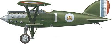 Profil couleur du Nieuport-Delage Ni-D.62