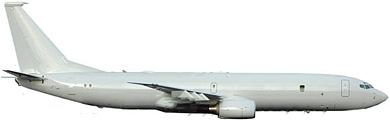 Profil couleur du Boeing P-8 Poseidon