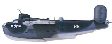 Profil couleur du Consolidated PB2Y Coronado