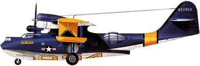 Profil couleur du Consolidated PBY Catalina