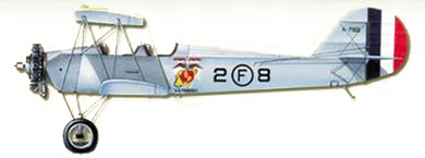 Profil couleur du Consolidated NY / PT-3 Huskie