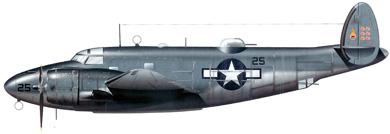 Profil couleur du Lockheed PV Harpoon / Ventura