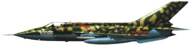 Profil couleur du Nanchang Q-5/A-5 Fantan