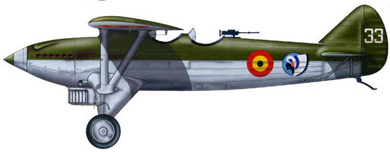 Profil couleur du Renard R.31