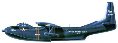 Profil couleur du Convair R3Y Tradewind