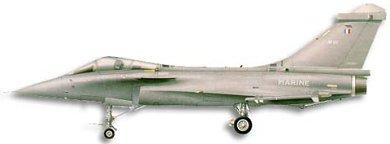 Profil couleur du Dassault Aviation  Rafale