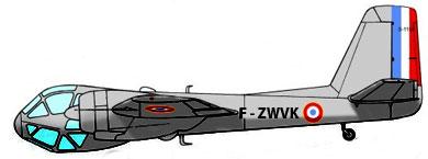 Profil couleur du SIPA S.1100