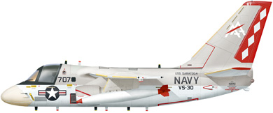 Profil couleur du Lockheed S-3 Viking