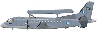 Profil couleur du Saab S-100 Argus