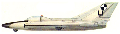 Profil couleur du Saab 210 Lilldraken