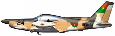 Profil couleur du SIAI-Marchetti SF-260