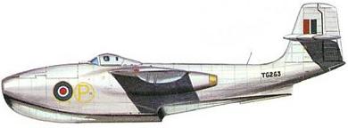 Profil couleur du Saunders-Roe SR.A/1