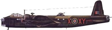 Profil couleur du Short S.29 Stirling