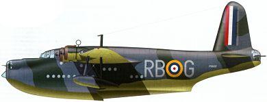 Profil couleur du Short S.26 Sunderland