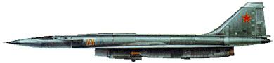 Profil couleur du Sukhoï T-4 Sotka