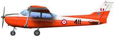 Profil couleur du Cessna T-41 Mescalero