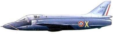 Profil couleur du Breguet Br.1001 Taon