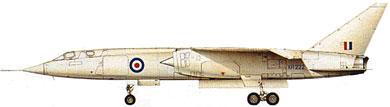 Profil couleur du BAC TSR.2