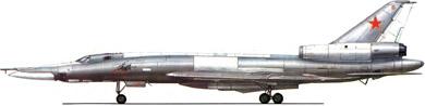 Profil couleur du Tupolev Tu-22  'Blinder'