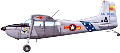 Profil couleur du Cessna U-17 Skywagon