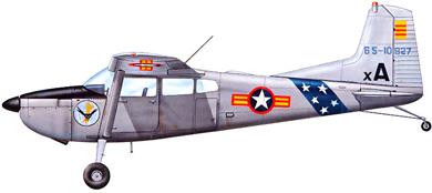 Profil couleur du Cessna U-17 Skywagon