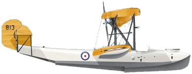 Profil couleur du Canadian Vickers  Vedette