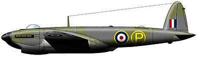 Profil couleur du Vickers Type-432