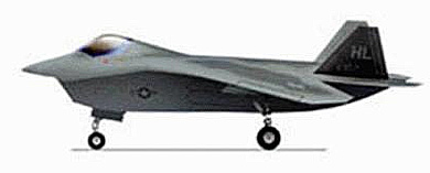 Profil couleur du Boeing X-32