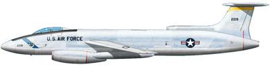 Profil couleur du Martin XB-51