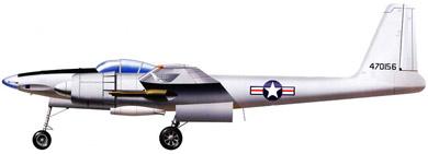 Profil couleur du Hugues XF-11