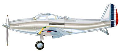Profil couleur du Bell XFL Airabonita