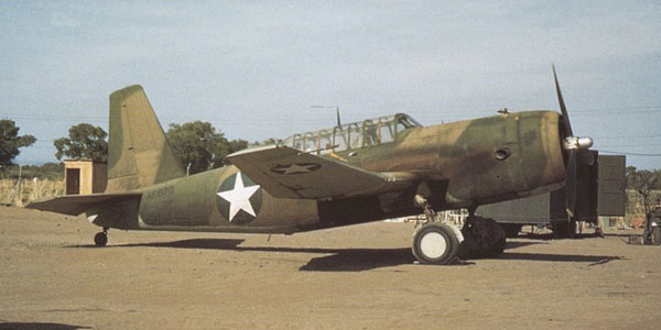 Cours d'histoire avions US exotiques  Ga31-2