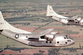 Fairchild C-123 Provider - Photo n°1