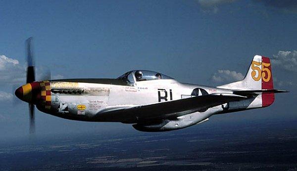 North American P 51 Mustang Avionslegendaires Net